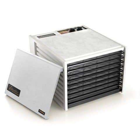 Popular Large 9 Tray Excalibur Dehydrator with BPA free trays and 26 Hr Timer. 4926T
